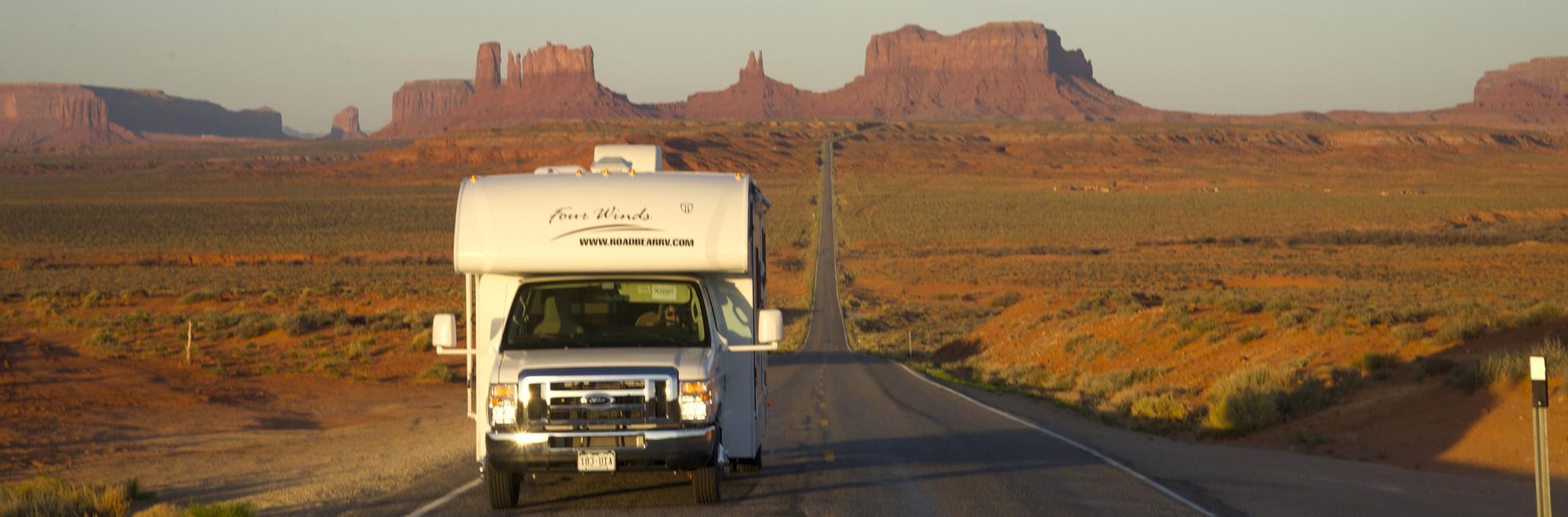 Road Bear Motorhome rentals