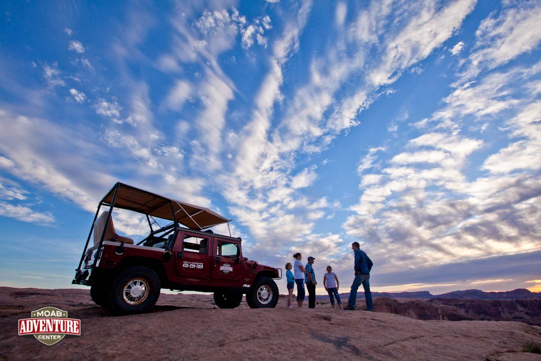 safari arches national park