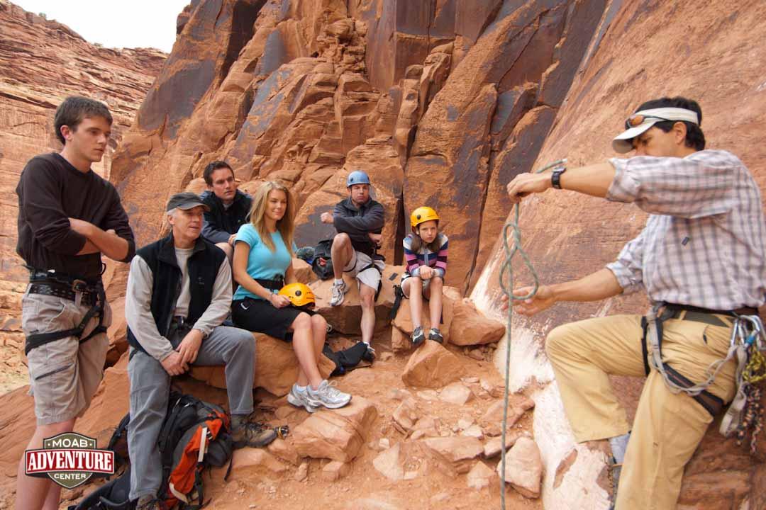 escalade arches national park
