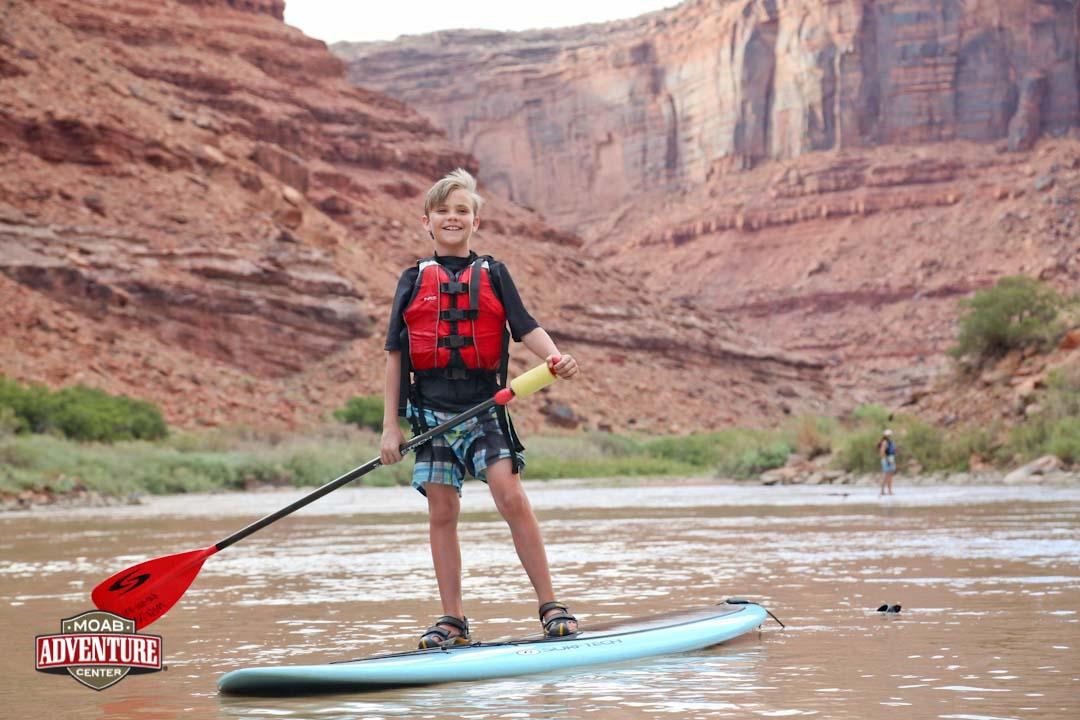 paddle colorado river