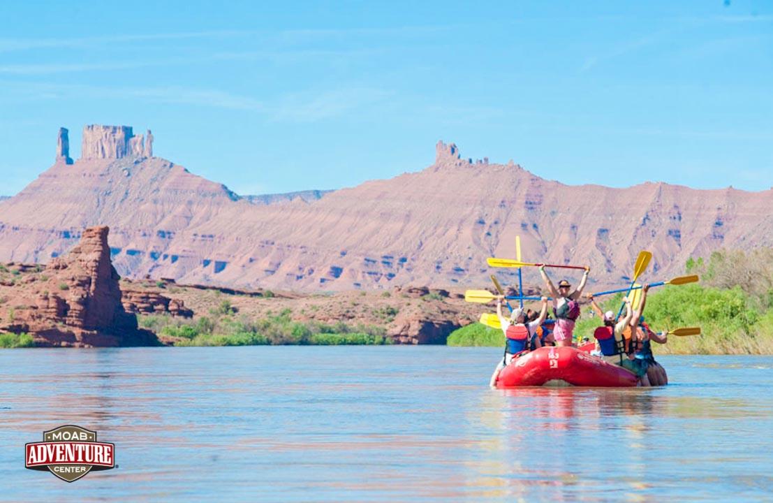 rafting colorado river