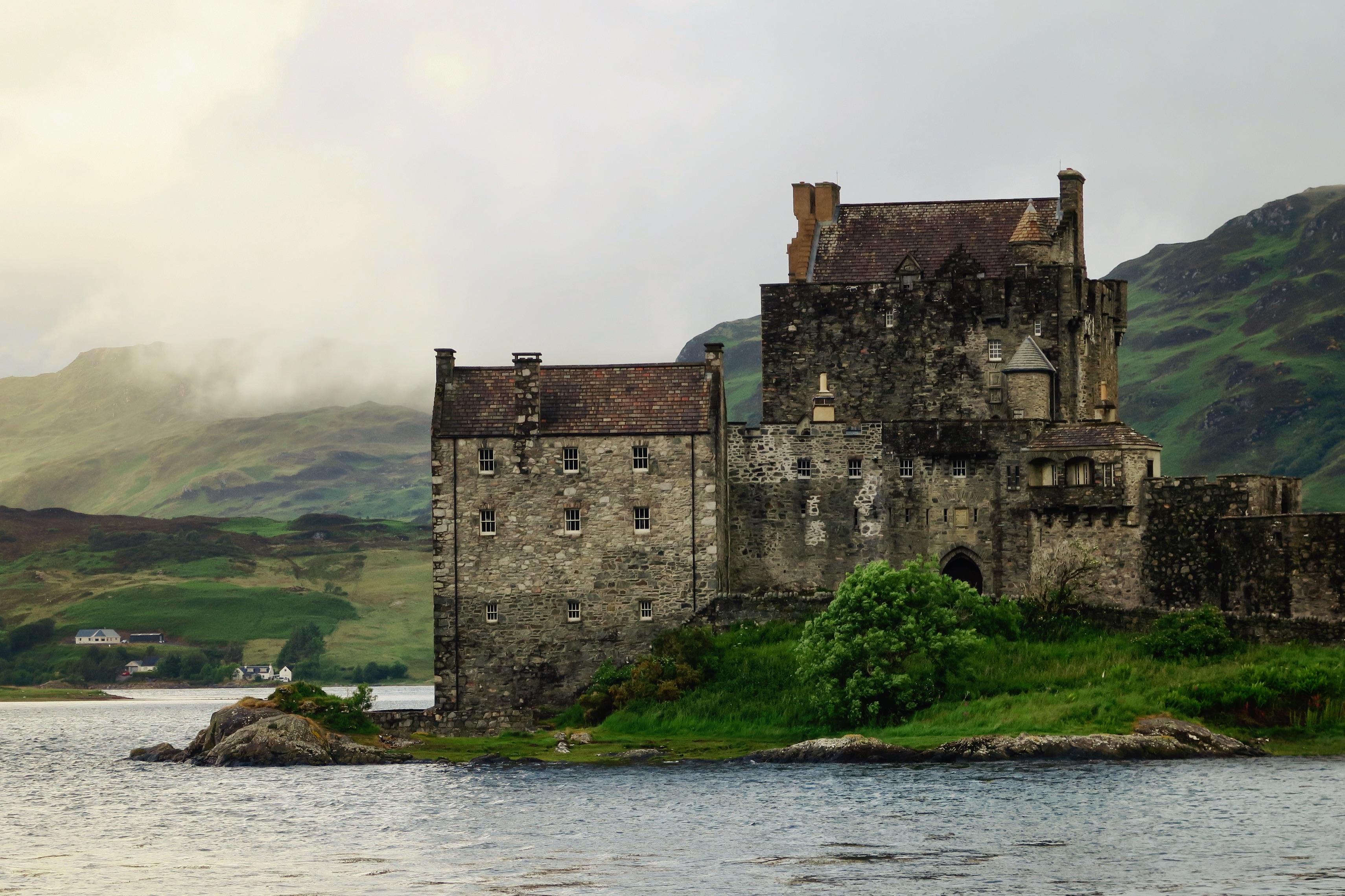 château ecosse