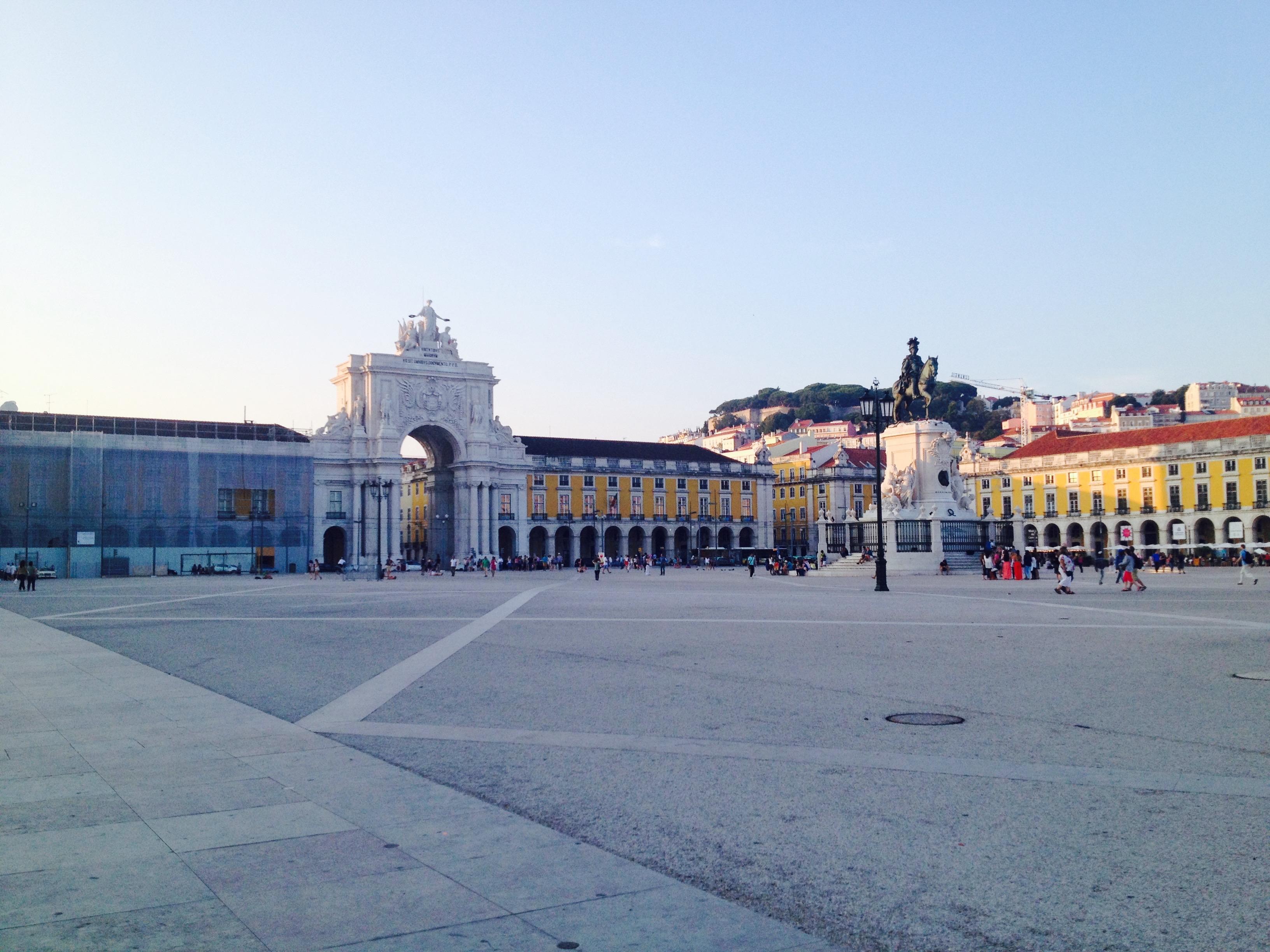 Lisbonne camping-car