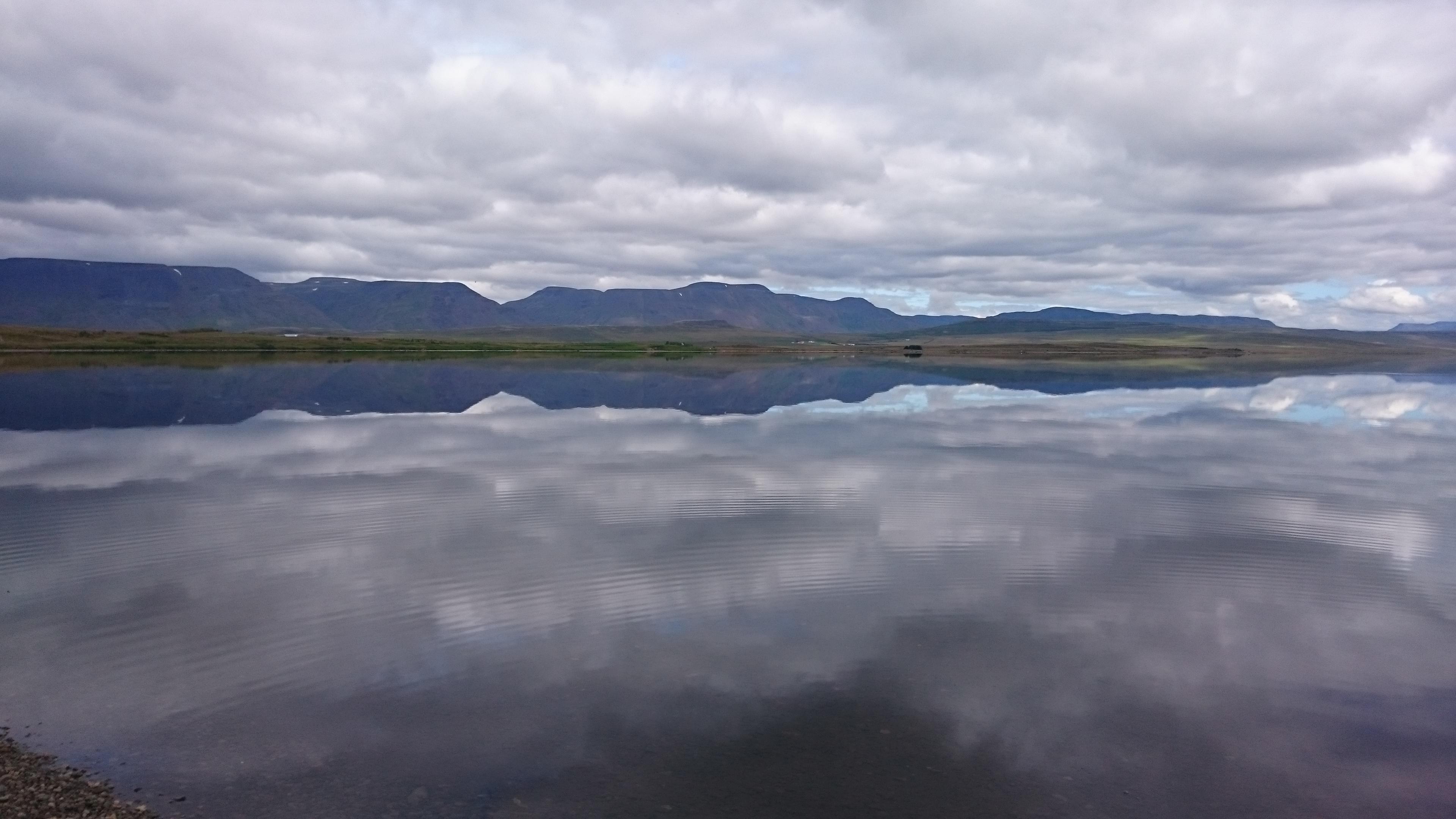 Reflet Islande voyage