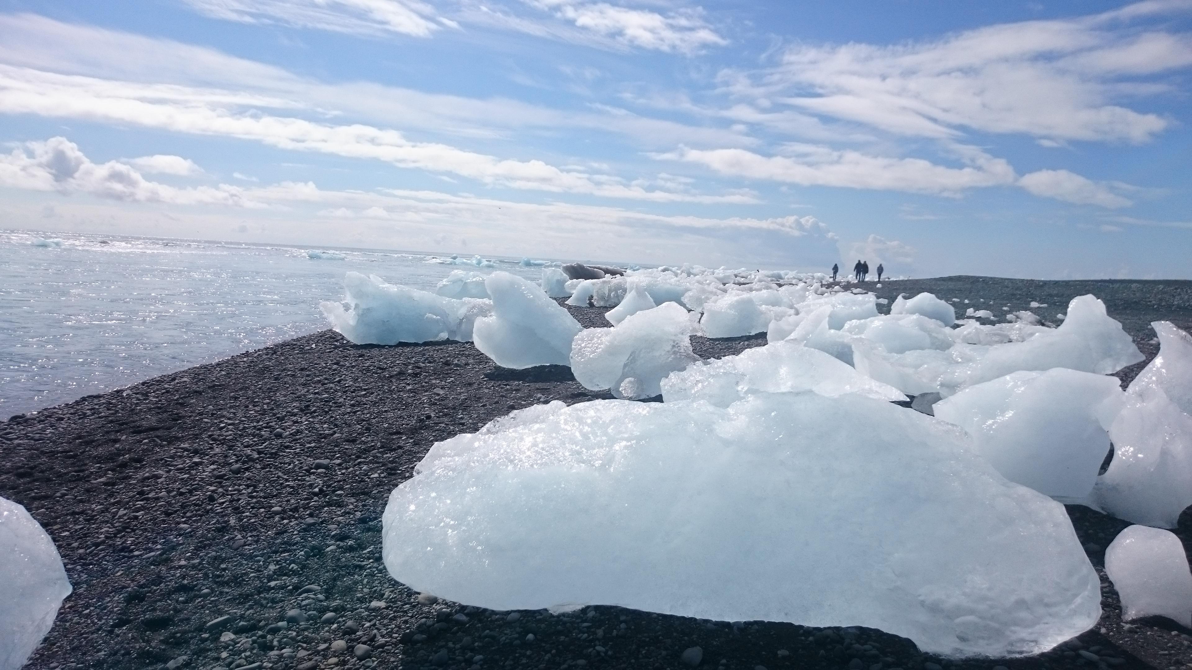 Découverte Islande camping-car