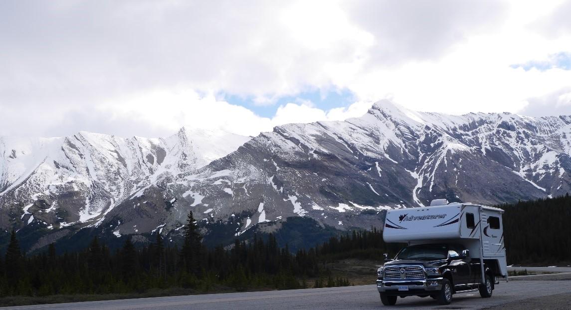 4x4 sur les routes canadiennes, roadtrip original