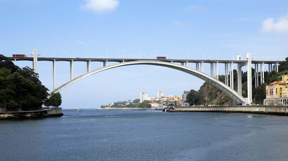 panorama pont porto
