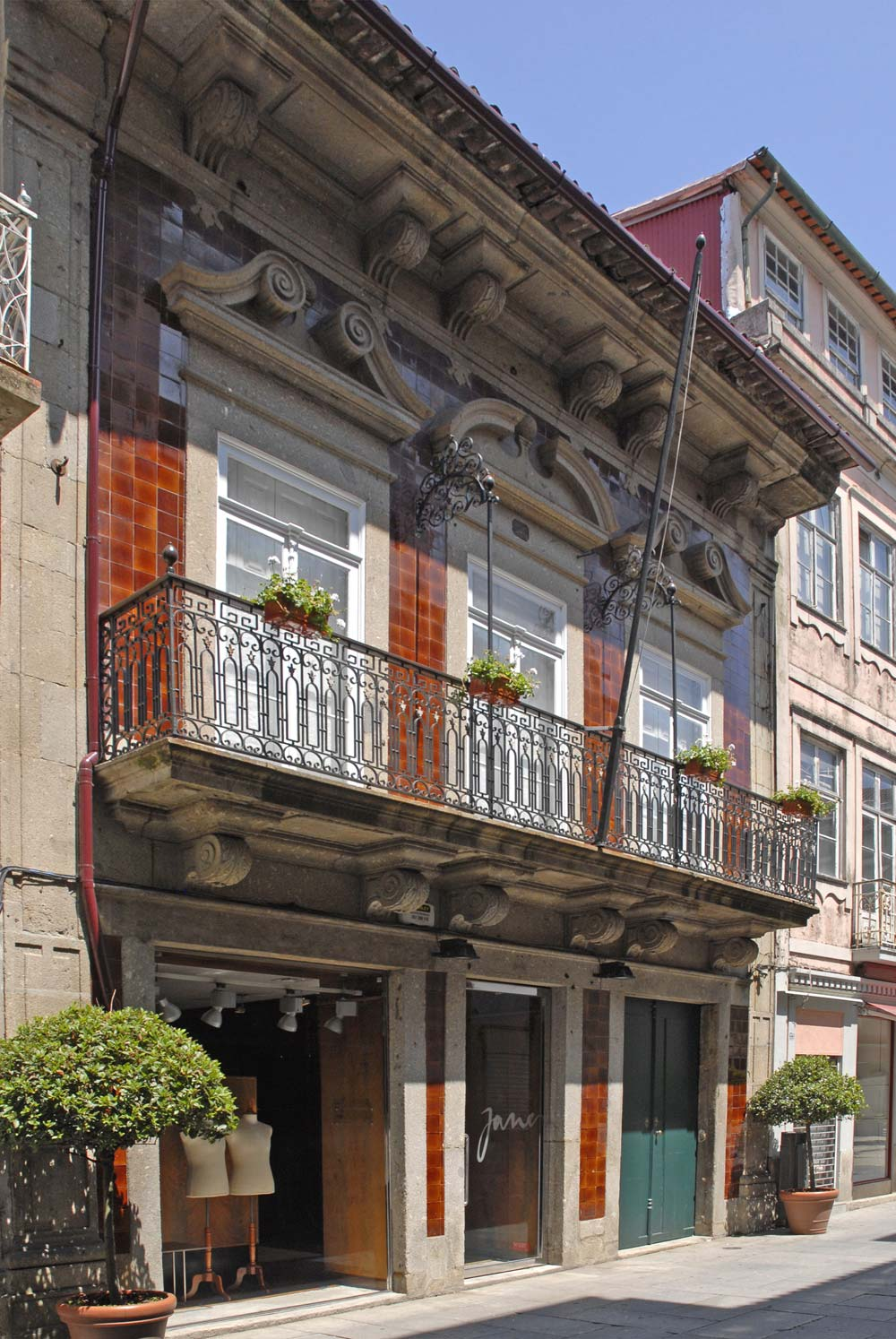 façade braga