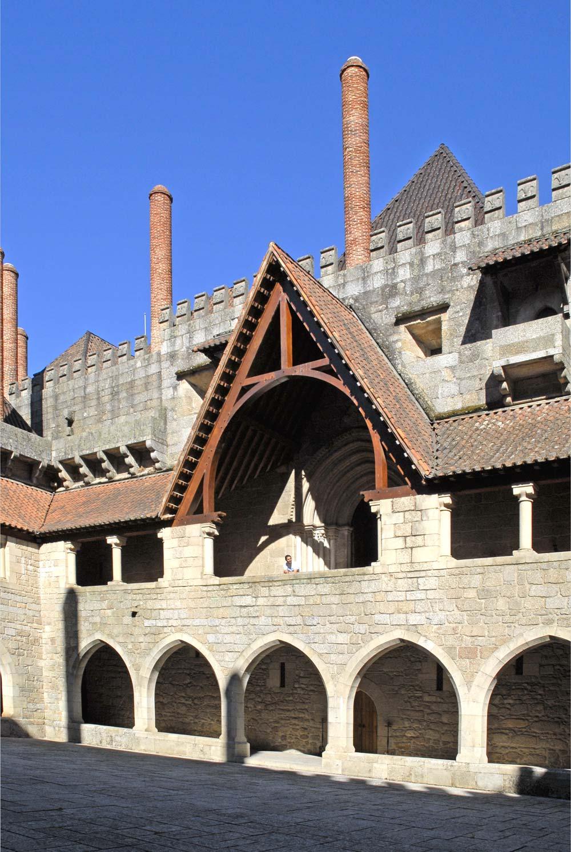 architecture guimaraes