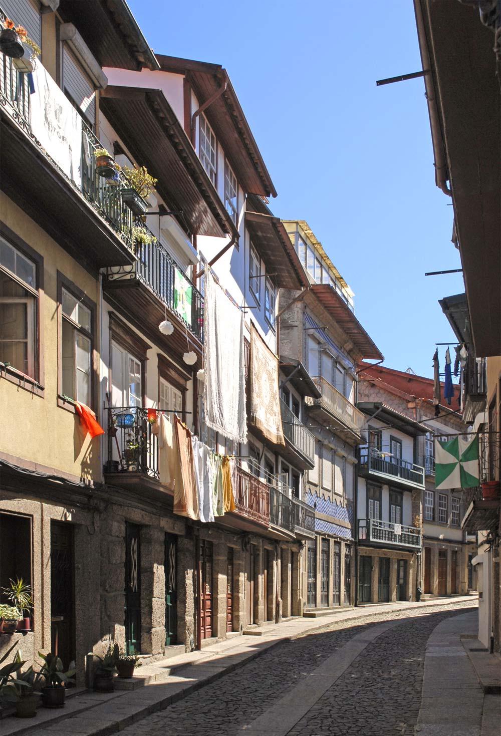 façades guimaraes