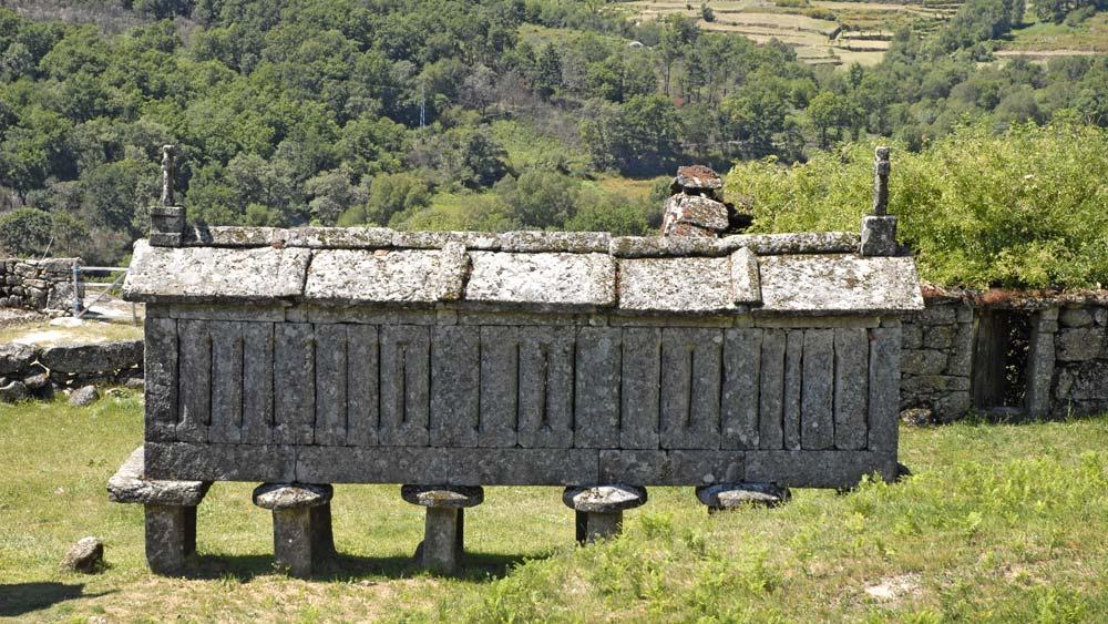 monument peneda geres portugal