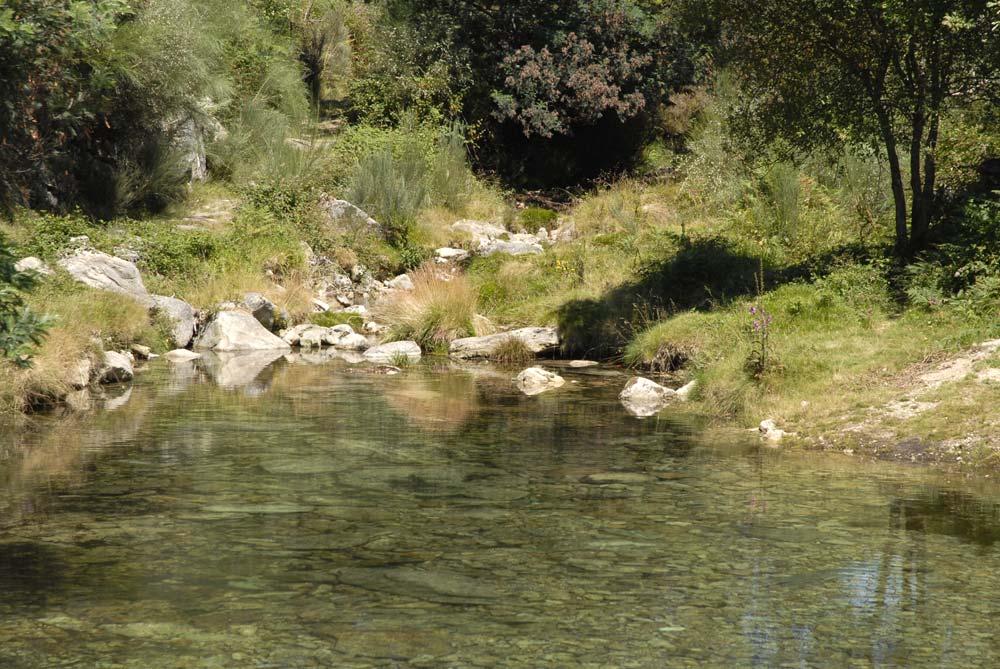 point d'eau parc national portugal