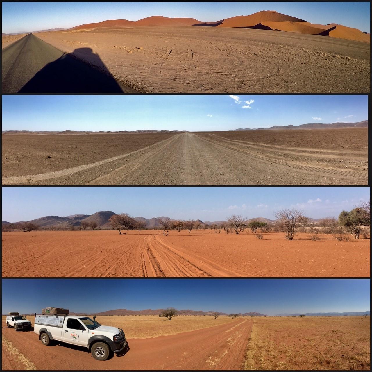 panoramas namibie