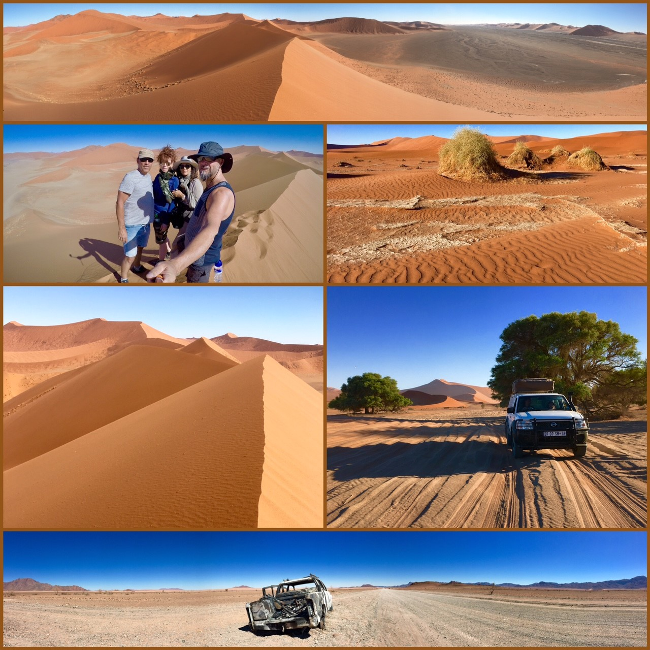 roadtrip Namibie 4x4