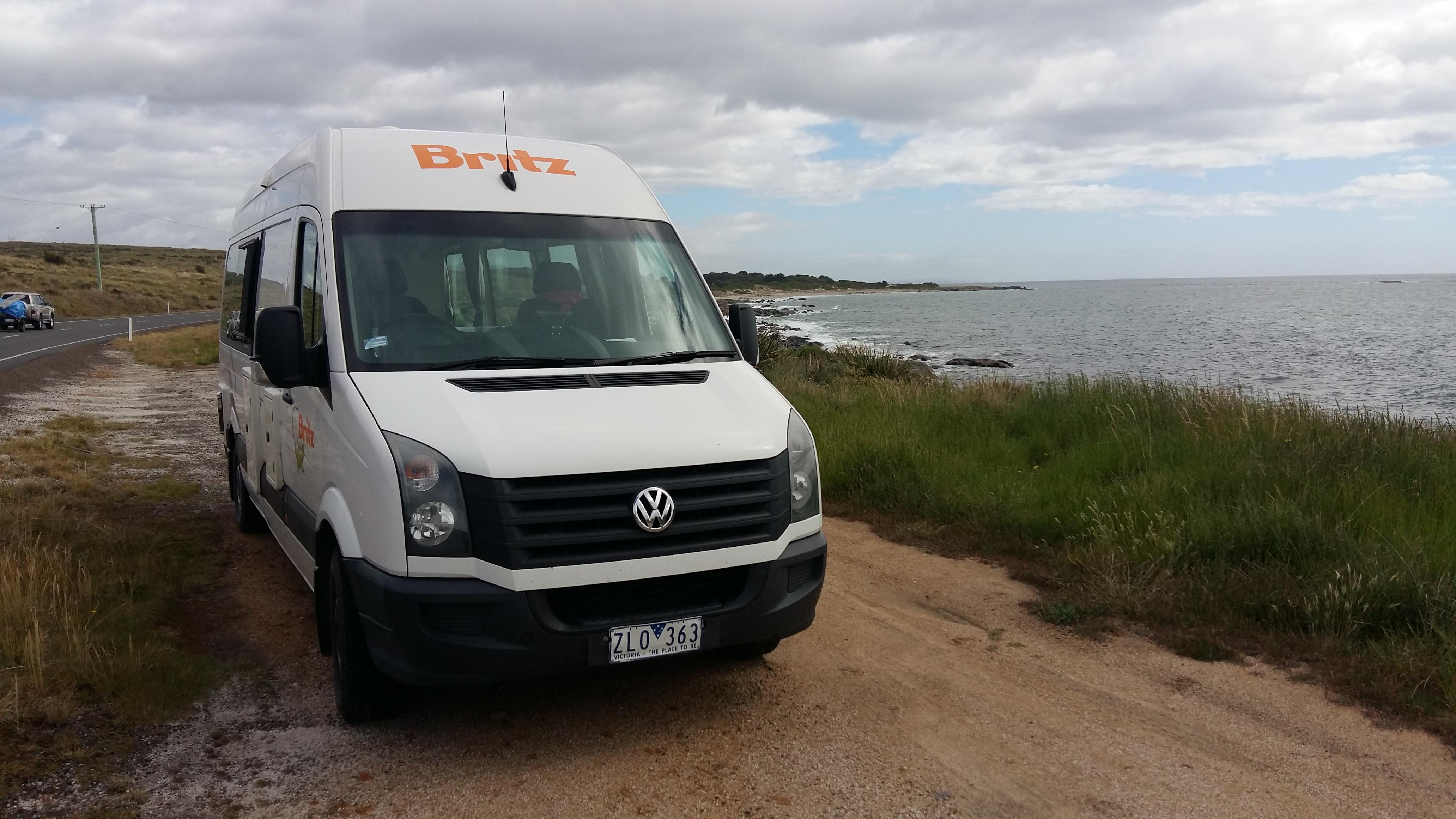 profilé camping-car australie