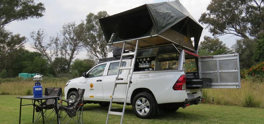 Location Camping Car Van Ecosse
